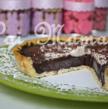 Pai Coklat / Chocolate Pie (Favorite)