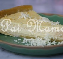 Pai Keju / Cheesy Pie